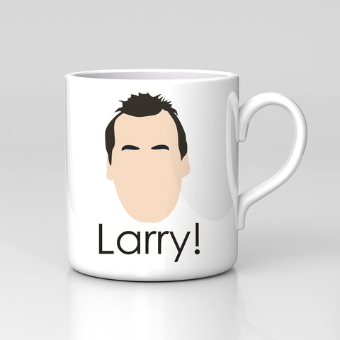 Impractical Jokers Larry! Funny Face Q Sal Mug Great Birthday Xmas Gift New
