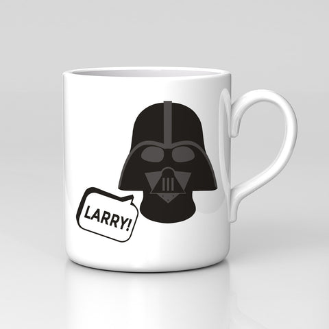 Impractical Jokers Larry! Darth Vader Comedy Mug Great Birthday Xmas Gift New
