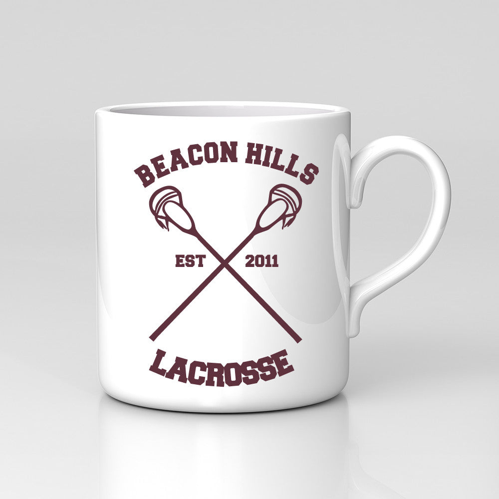 Beacon Hills Lacrosse Team Teen Wolf Mug Great Birthday Xmas Gift New