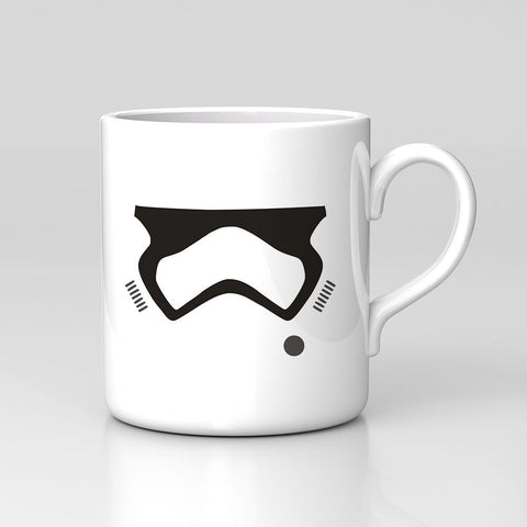 Star Wars Movie The Force Awakens Stormtrooper Retro Sci-Fi Mug Xmas Gift New