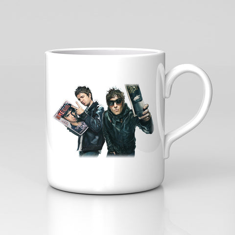 Oasis NME Retro Music Tour Rock Indie Noel Band Mug Great Birthday Xmas Gift New
