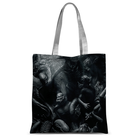 Alien USCSS Covenant Movie 2017 Tote Bag