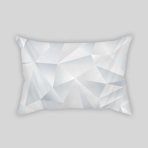 Geometric Patterns Vector Modern Room Throw Pillow Rectangle Sofa Couch Home