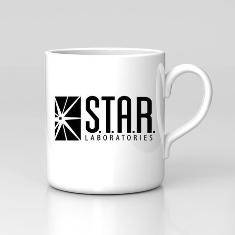 Star Laboratories The Flash S.T.A.R DC Fan Art Unofficial Mug