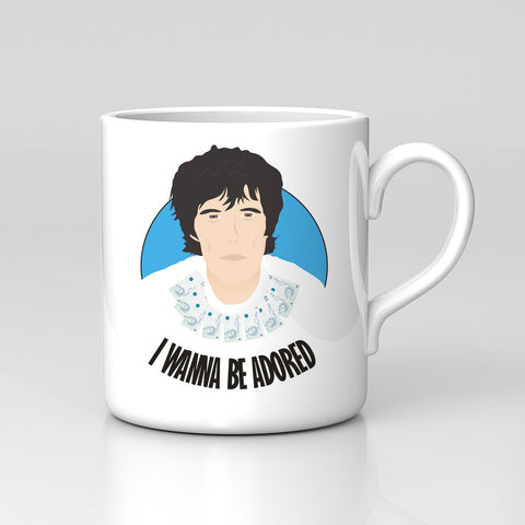 The Stone Roses Tour 2016 Retro Mug Band Ian Brown Oasis