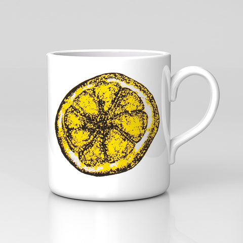 Stone Roses Lemon 90's Music Ian Brown Retro Mug Great Birthday Xmas Gift New