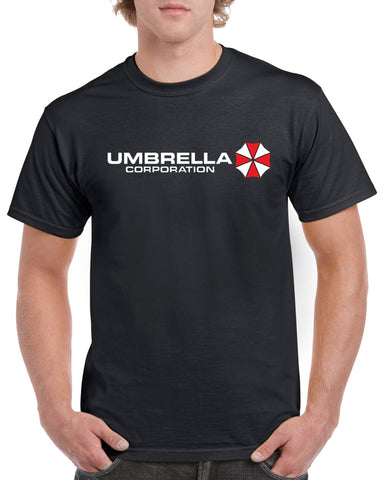 Umbrella Corporation Corp T-Shirt Inspired by Resident Evil Printed Tee Top Sizes S - 2XL