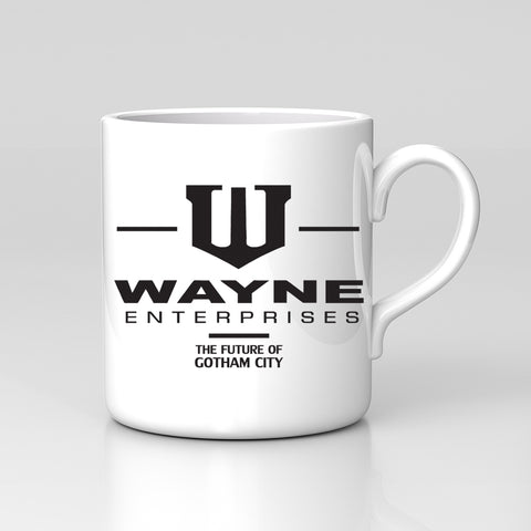 Wayne Enterprises Future Of Gotham City Fan Art Mug Great Birthday Xmas Gift New