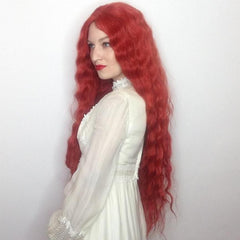 Persephone (Swiss Lace Front + Heat Safe)
