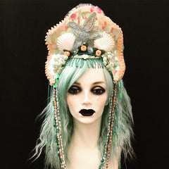 La Sirena Custom Mermaid Headdress