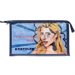 Kryolan Pop Art Gal Kit