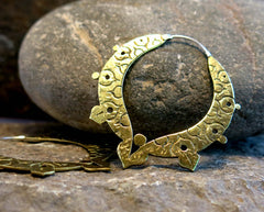 Balinese / Gaia Earrings