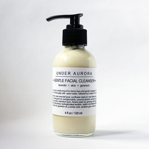 Under Aurora Nourishing Facial Oil