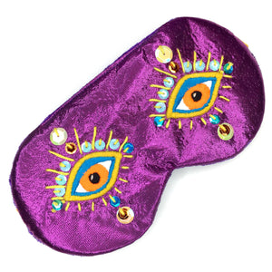 Sleep Hammer / Mini Sequin Eye Mask