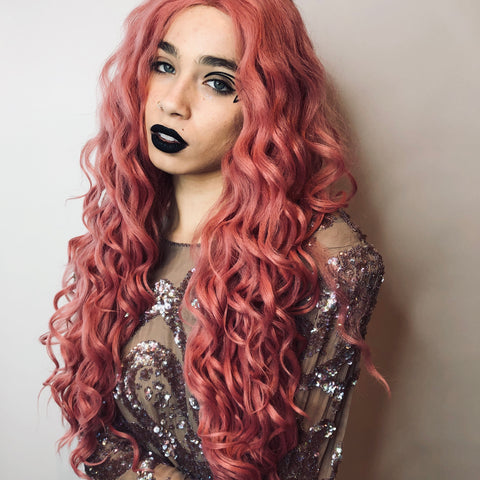 Haley (Lace Front + Heat Safe)