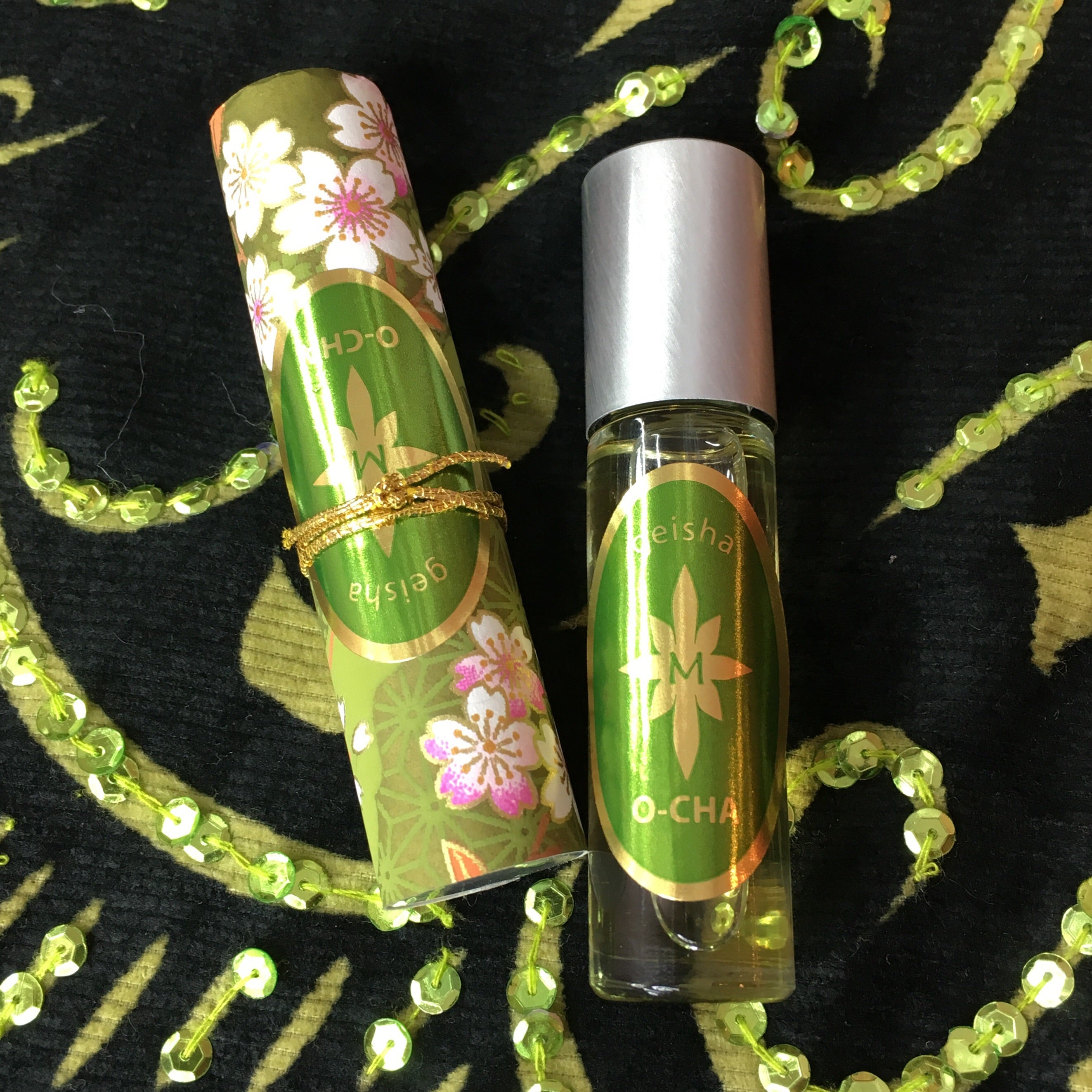 Geisha Roll-on Perfume Oils