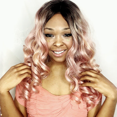 Blair (Lace Front + Heat Safe)
