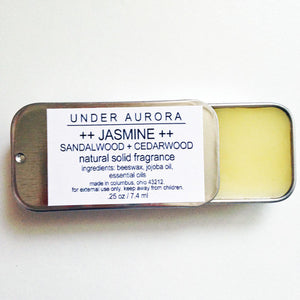 Under Aurora Fragrance Solid