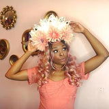 Headdress / Peachy Queen