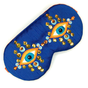 Sleep Hammer / Medium Sparkle Eye Mask