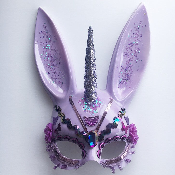 Uni-Bunny Custom Mask