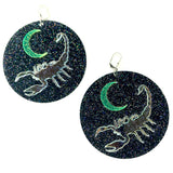 Marina Fini / Scorpion Moon Earrings
