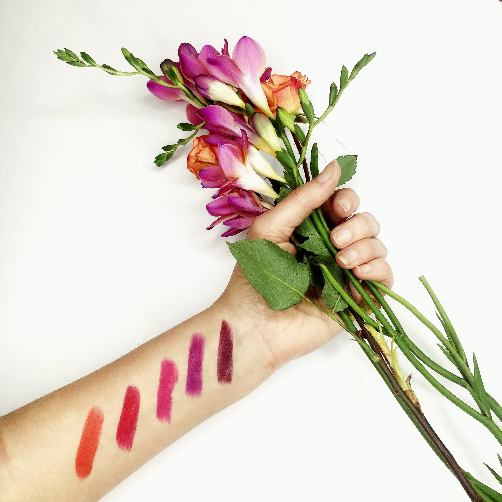 Hi Wildflower / Lipsticks