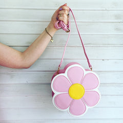 Pastel Flower Pop Purse