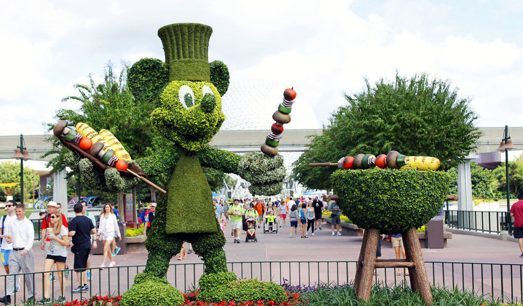 Disney Passport To Food, Wine, and Fun!