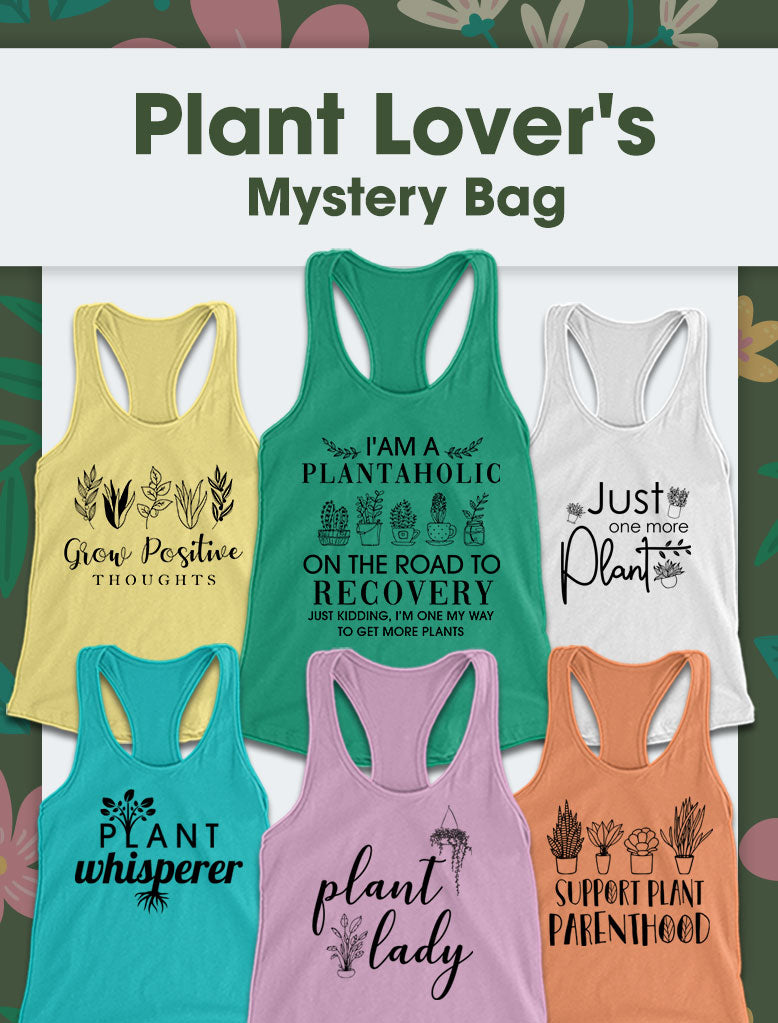 Plant Lover's Mystery Grab Bag