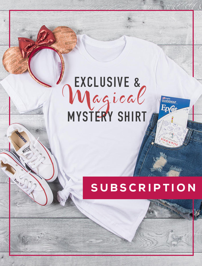 Monthly Magical Mystery Tee