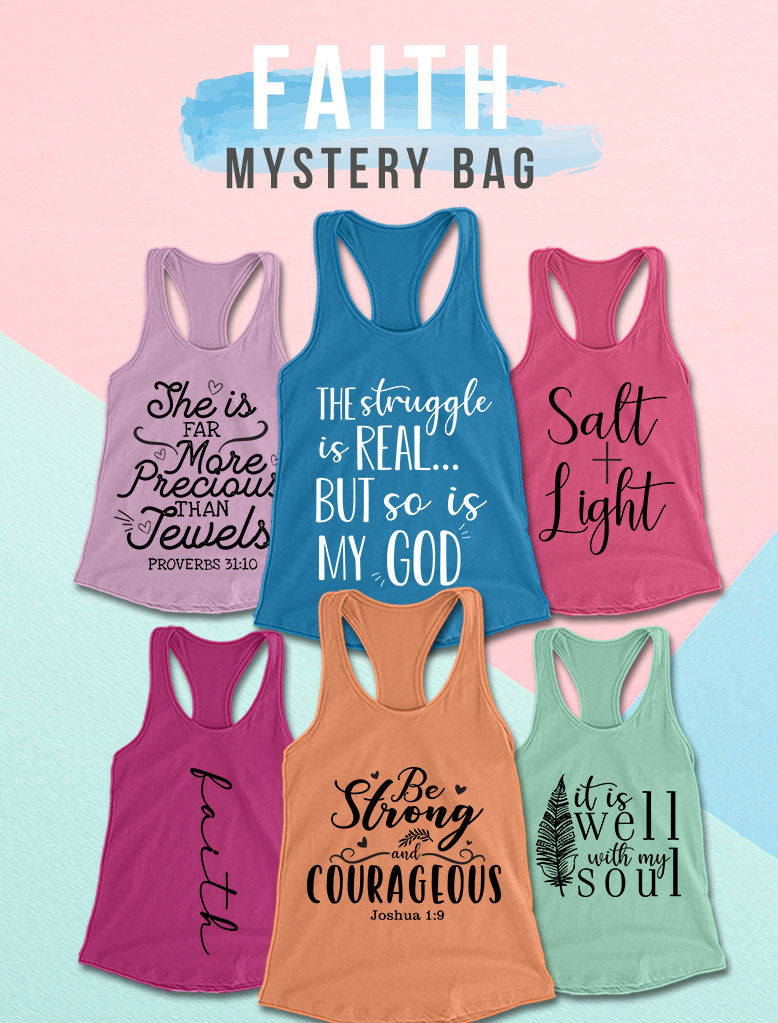 Faith Mystery Grab Bag