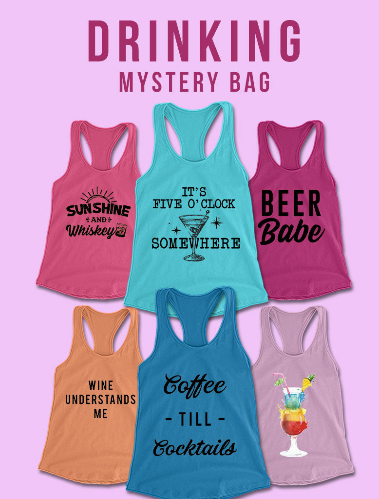 Drinking Themed Mystery Grab Bag
