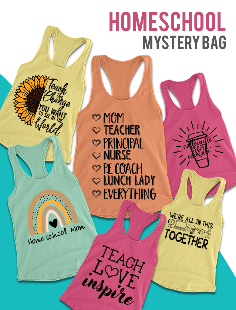 Homeschool Mystery Grab Bag