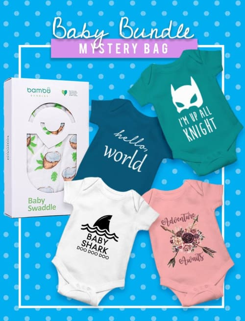 Baby Bundle Mystery Grab Bag - Custom Made