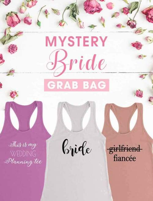 Bride Themed Mystery Grab Bag - Custom Made