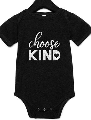 Choose Kind Disney Onesie - Onesie Custom Made