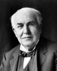 Thomas Edison's Method For Generating Creative Ideas