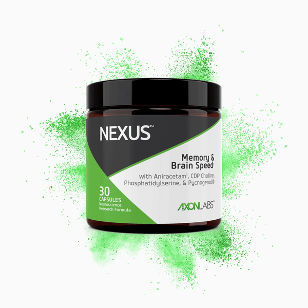 NEXUS™ Aniracetam Nootropic Stack - 30ct - nootropic from Axon Labs