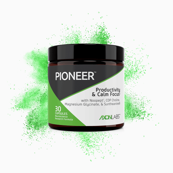PIONEER™ - Supercharged Noopept - 30ct - nootropic from Axon Labs