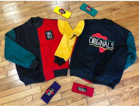 Multi Color Originals Jacket