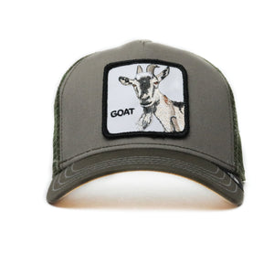 Goorin Bros Goat Beard Trucker Hat