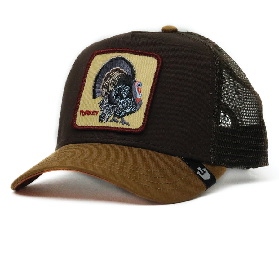Goorin Bros Turkey Trucker Hat