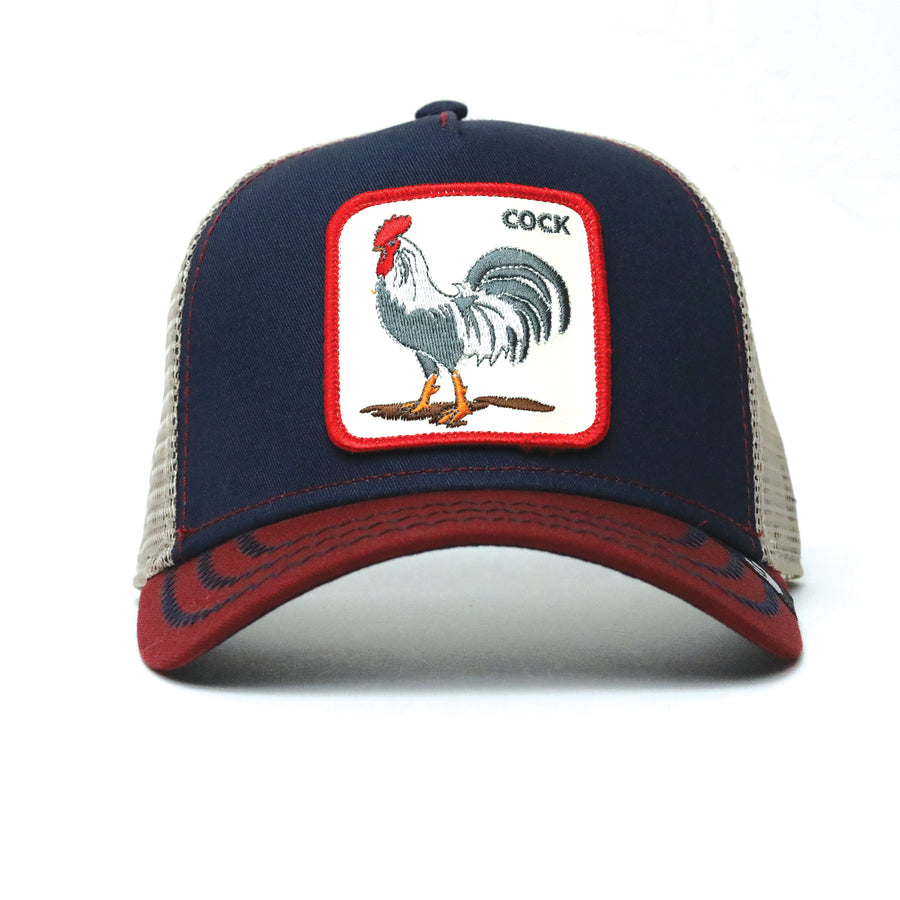Goorin Bros All American Rooster Trucker Hat