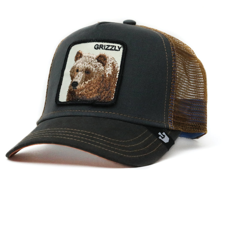 Goorin Bros Grizz Trucker Hat