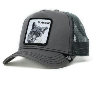 Goorin Bros Silver Fox Trucker Hat