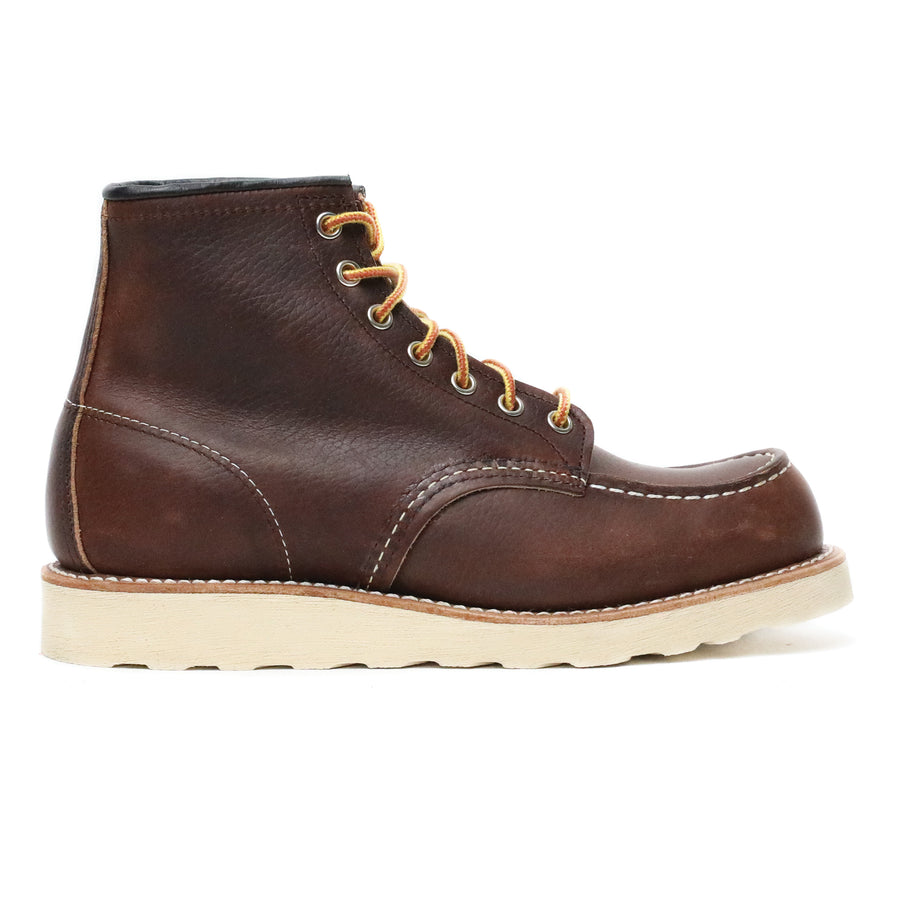 Red Wing 6-Inch Classic Moc Boot