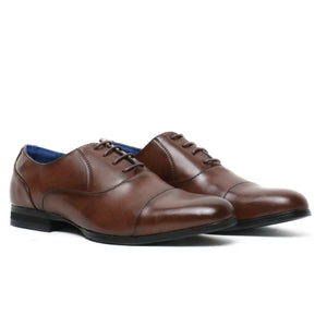 Bonafini Cap Toe Dress Shoe