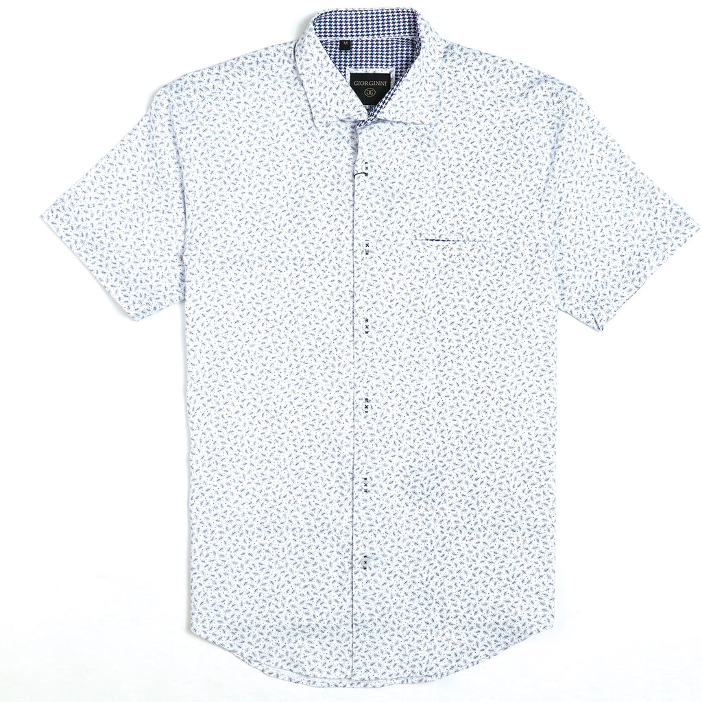 Cotton Short Sleeve Woven