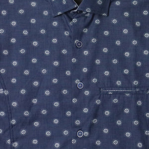 Men's Giroginni Short Sleeve Woven Shirt